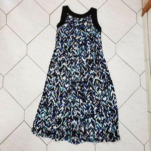 Perceptions New York Midi Dress Size Small